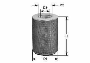 cleanfilters ma1443
