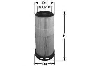 cleanfilters ma3125
