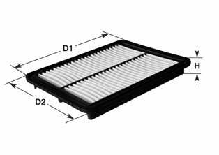 cleanfilters ma3146
