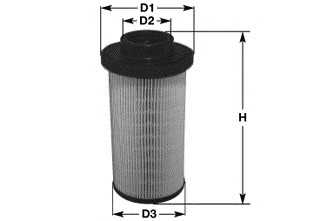cleanfilters mg1653