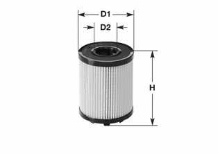cleanfilters mg1675